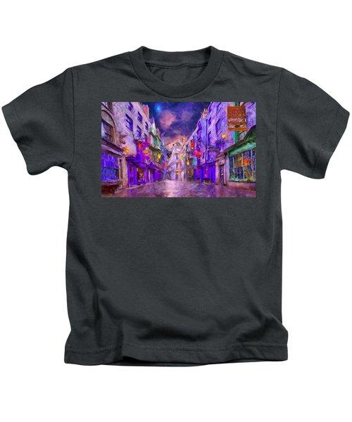 Wizard Mall Kids T-Shirt
