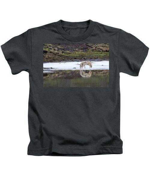 Wolflection Kids T-Shirt