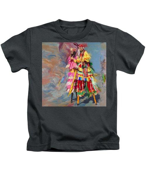 Wolverines Band 239 Kids T-Shirt