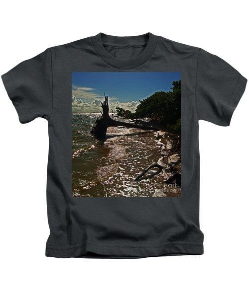 Wood Light Kids T-Shirt