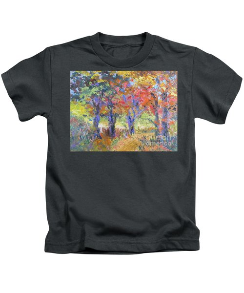 Woodland Walk Kids T-Shirt