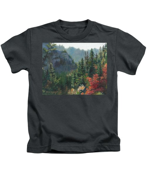 Woodland Wonder Kids T-Shirt