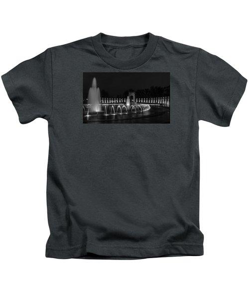 World War II Memorial Kids T-Shirt