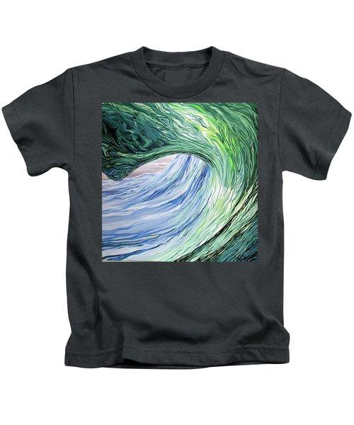 Wrap Around Kids T-Shirt