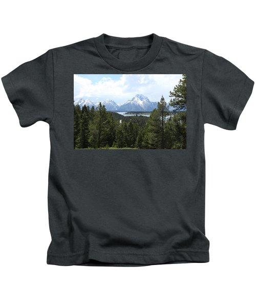 Wyoming 6490 Kids T-Shirt