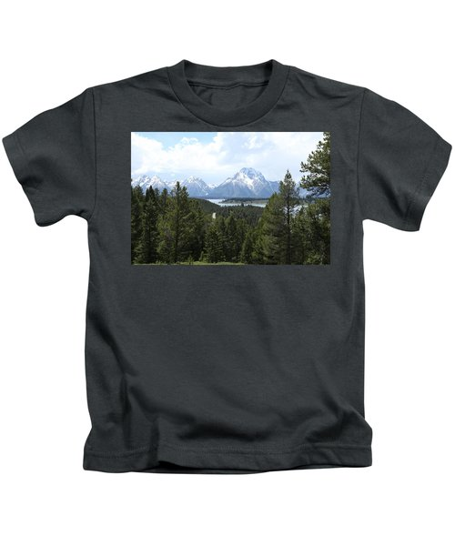 Wyoming 6490 Kids T-Shirt