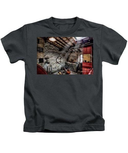 Ye Olde Workshop Kids T-Shirt