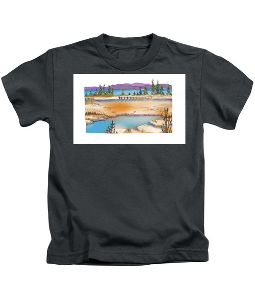 Yellowstone Kids T-Shirt