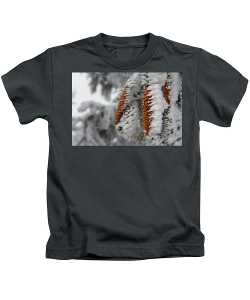 Yep, It's Winter Kids T-Shirt