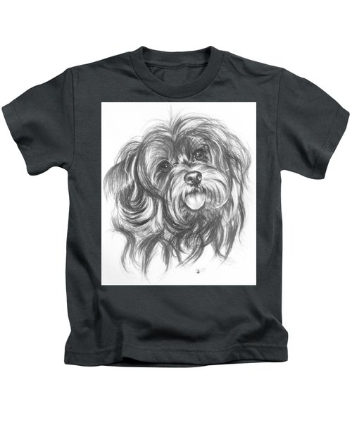 Yorkiepoo Kids T-Shirt