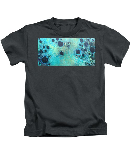 You Said You Wanted To Live By The Ocean Kids T-Shirt