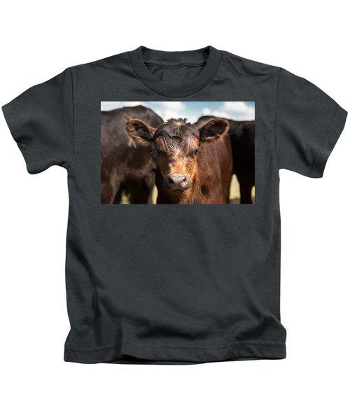 Young Angus Kids T-Shirt