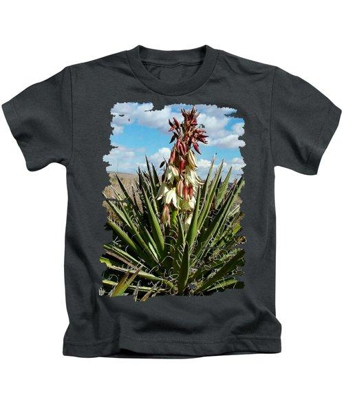 Yucca Blossom Kids T-Shirt