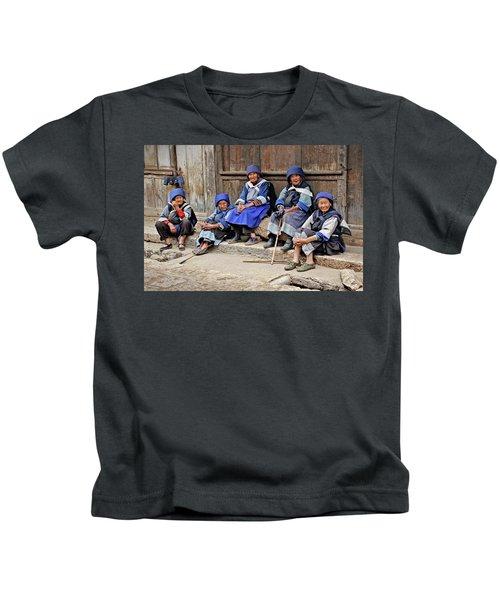Yunnan Women Kids T-Shirt