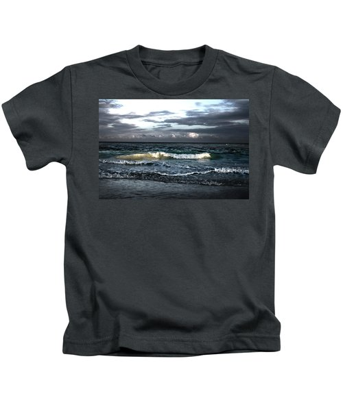 Zamas Beach #11 Kids T-Shirt