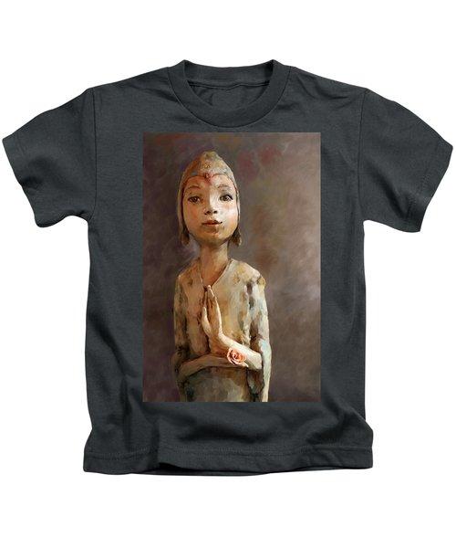 Zen Be With You Kids T-Shirt