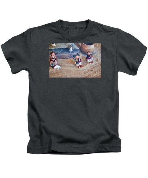 Zen In Taos Kids T-Shirt
