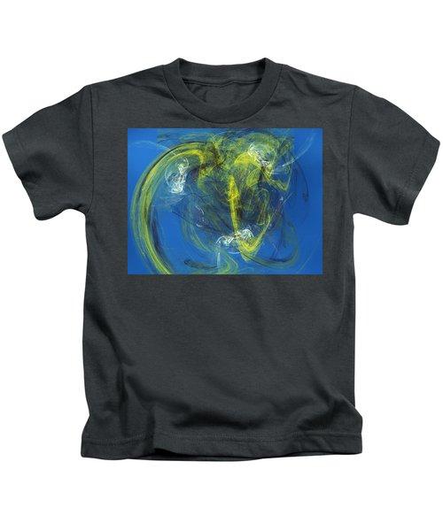Zero Tolerance Policy Kids T-Shirt