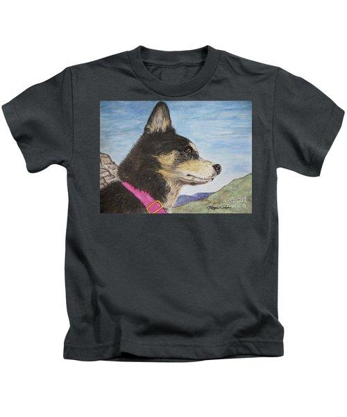 Zuma Kids T-Shirt by Megan Cohen