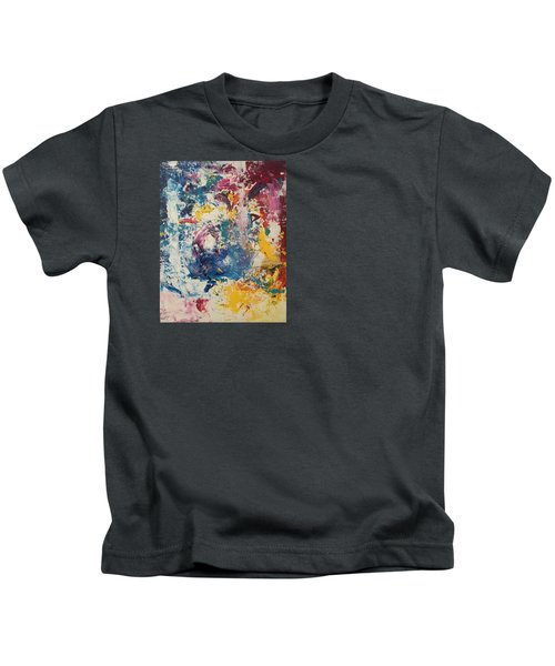 Playing With Color IIi Kids T-Shirt