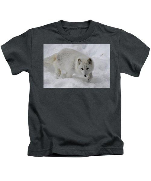 Artic Fox Kids T-Shirt