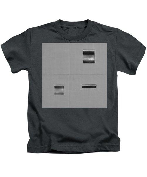 Asymmetry Kids T-Shirt