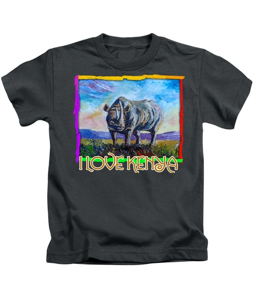 Big Guy Kids T-Shirt