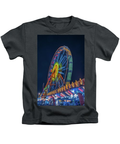Big Wheel-2 Kids T-Shirt
