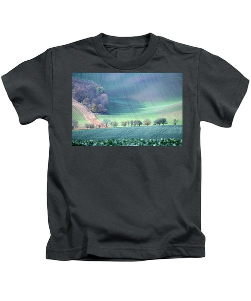 Autumn In South Moravia 1 Kids T-Shirt