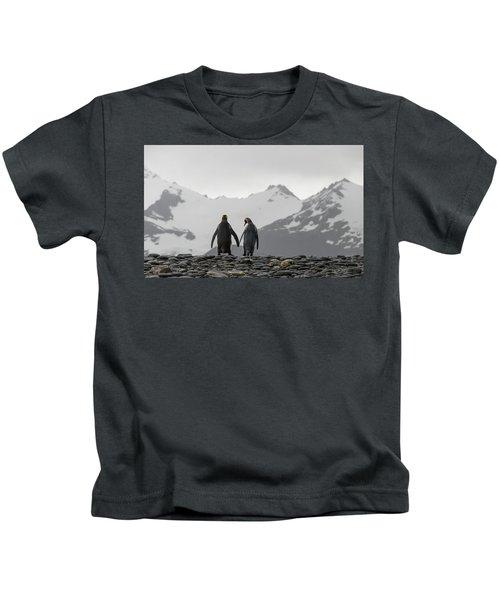 Hand In Hand Kids T-Shirt