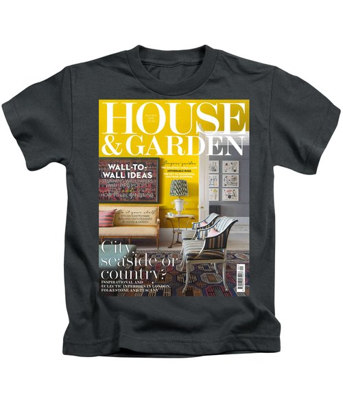 House And Garden September Kids T-Shirt