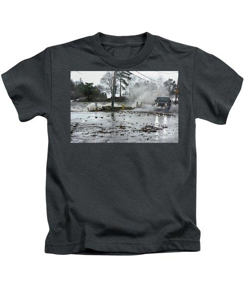 Jeep Splash Kids T-Shirt