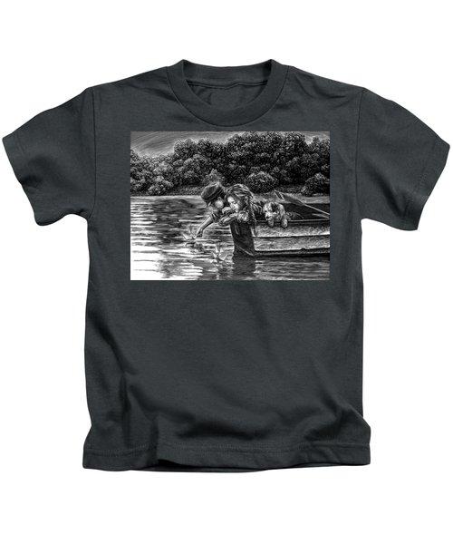 Launching Dreams Kids T-Shirt