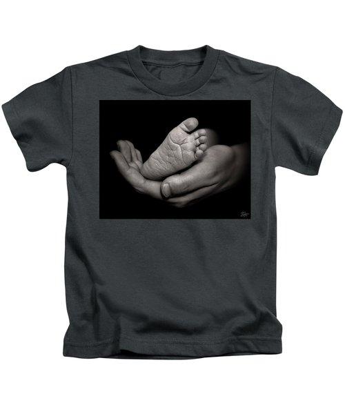 Mama's Boy Kids T-Shirt