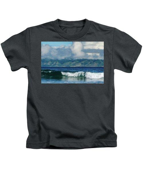 Maui Breakers Kids T-Shirt