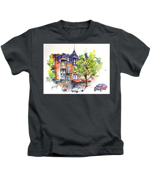 Montreal #2 Kids T-Shirt