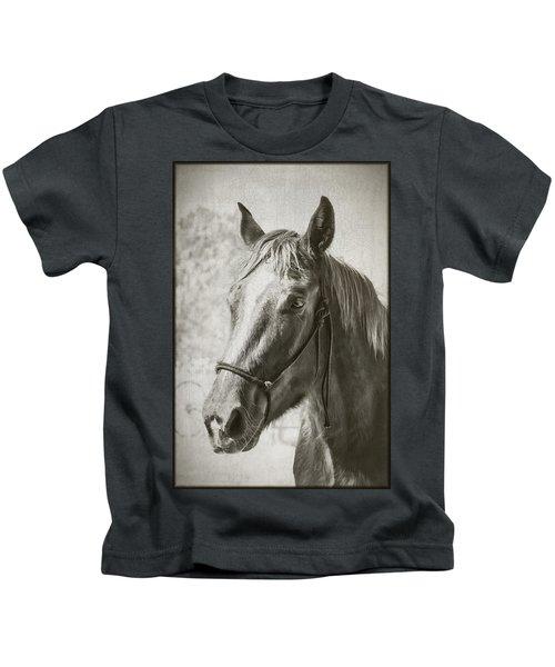 Old West Transportation Kids T-Shirt