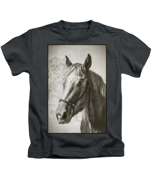 Old West Transportation Kids T-Shirt