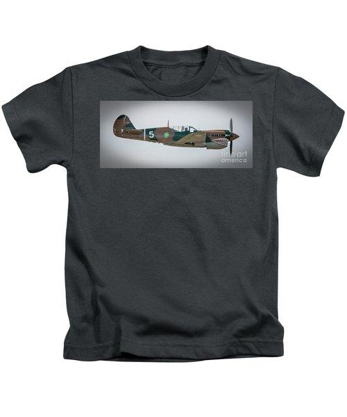 P-40 Warhawk Kids T-Shirt