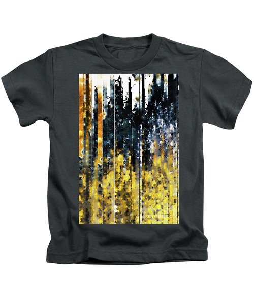 1 Peter 1 7. Tested By Fire Kids T-Shirt