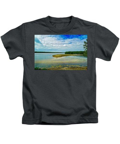Wildlife Refuge On Sanibel Island Kids T-Shirt