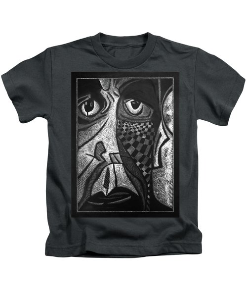 Weary. Kids T-Shirt