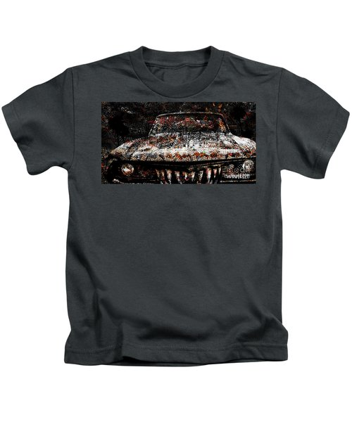 40 Years And Mean Teeth Kids T-Shirt