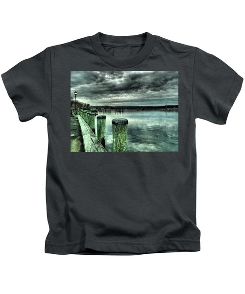 Northport Dock Kids T-Shirt
