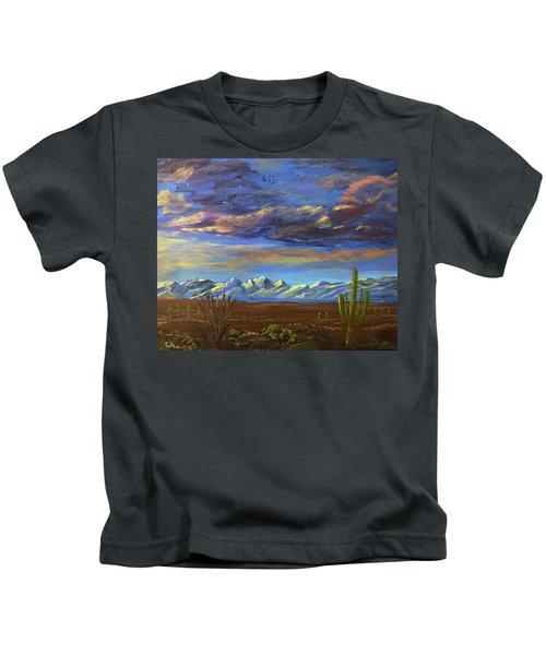 A Catalina Winter Kids T-Shirt