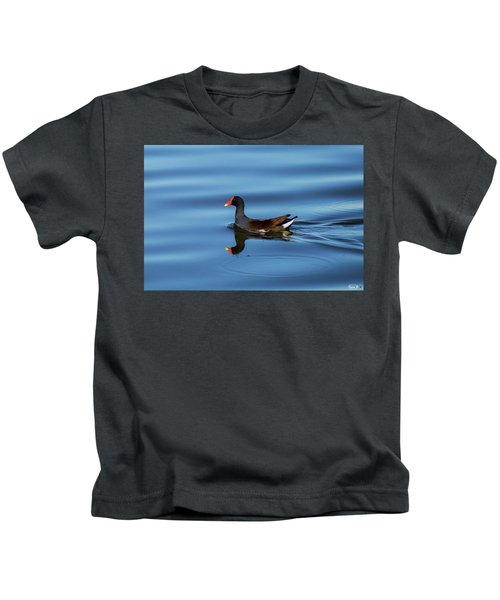 A Day For Reflection Kids T-Shirt