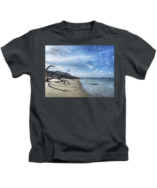 A Fine Line Kids T-Shirt