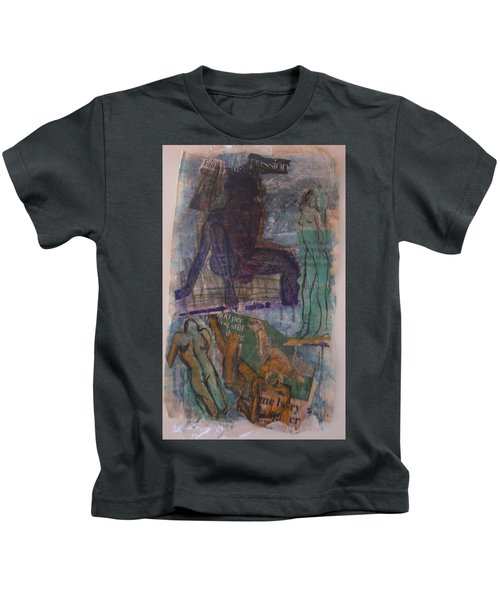A Pawn On Life's Board Kids T-Shirt