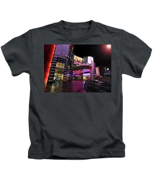 A Planet Hollywood Las Vegas Resort And Casino Kids T-Shirt