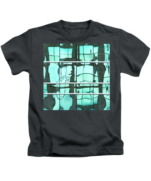 Abstritecture 36 Kids T-Shirt